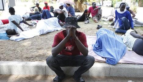 Man caught smuggling migrants at Italy border