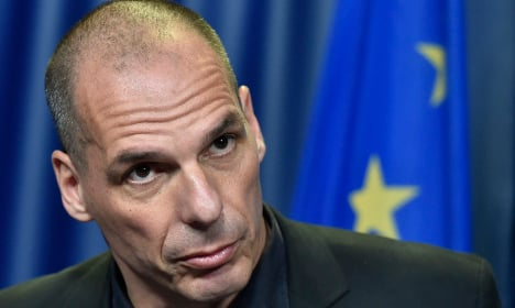 Varoufakis warns Spain could 'become Greece'