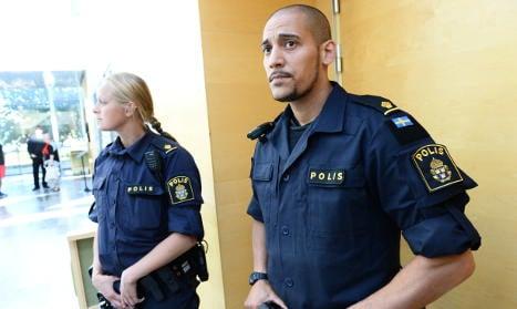 Man, 36, admits double stabbing at Swedish Ikea