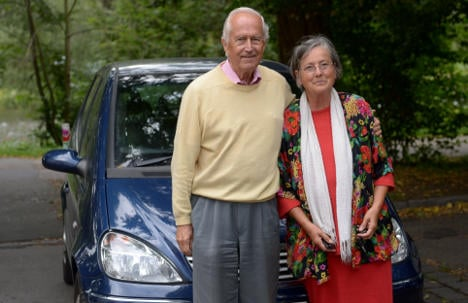 Retiree finds parked car after three-week search