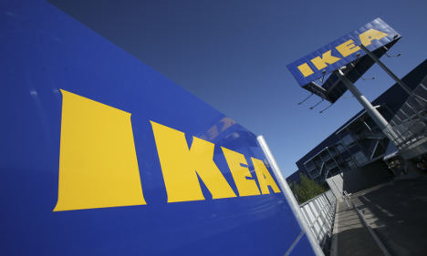 Ikea recalls lamp after toddler gets shock