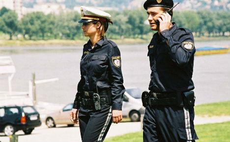 Austria to test police body cameras