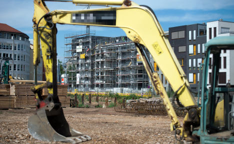 German cities struggle with housing shortage