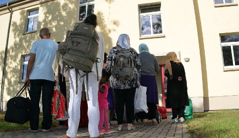 Germany, Sweden need help with migrants: UN