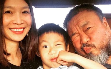 Ai Weiwei 'loves Berlin', plans long stay