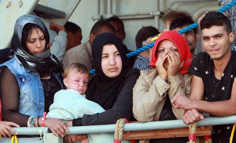 Survivors head to Sicily after new boat 'horror'