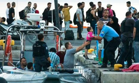 UN: Sweden is bearing brunt of migrant crisis