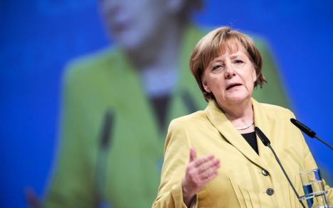 Spiegel: Merkel wants fourth term in power