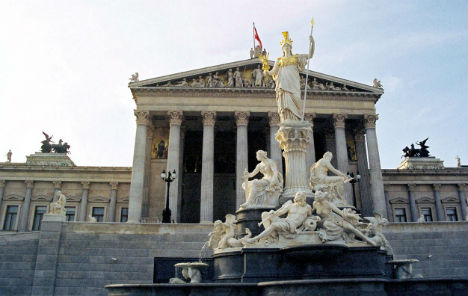 Austria votes in favour of Greek bailout