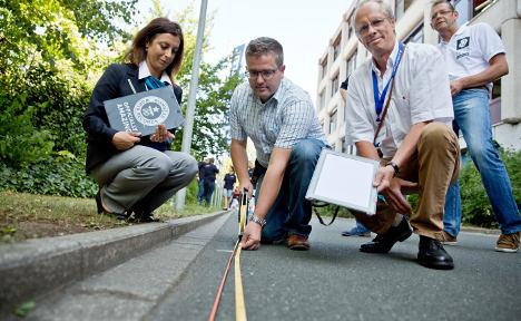Nuremberg produces record 460m pencil