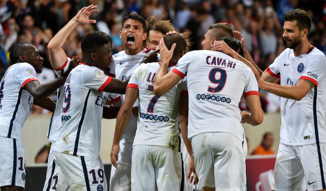 French clubs fail in bid to cut relegation in Ligue 1