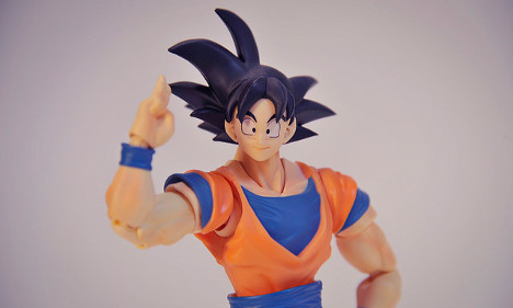 Baby 'Goku' is first in Spain named after anime