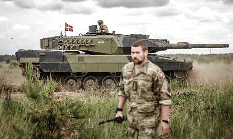Denmark's status in Nato threatened: top official
