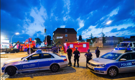 Gas leak interrupts stay for Hamburg hotel guests