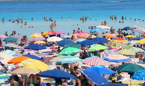 Italy predicts bumper summer for tourism