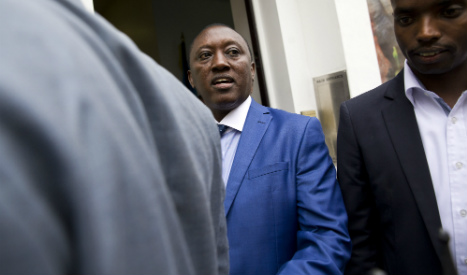 Spain won't get Rwandan spy chief on war crimes
