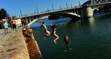 Hottest July ever: Spain sizzled in record month