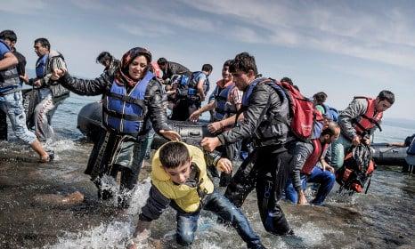 Increase in violence in Swedish asylum centres