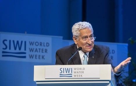 Global leaders meet at World Water Week in Stockholm
