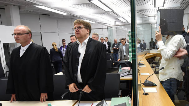 Trial in Celle gives new insights into Isis terror