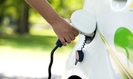 Copenhagen to reach 600 EV charging stations