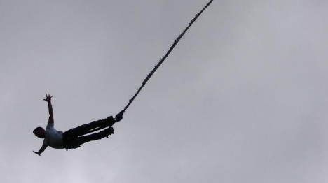 Organizers face charges over girl's bungee death