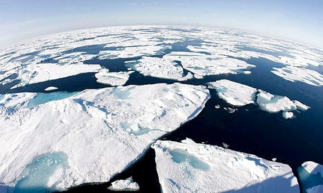 Russia challenges Denmark over North Pole