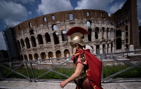 Italy earmarks €18m to rebuild Colosseum floor
