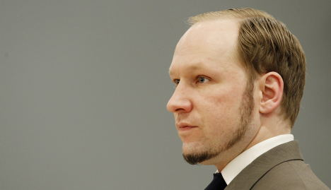 Swede writes love letters to Norway's mass killer