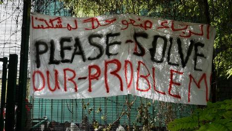 Migrant crisis: EU sends millions to aid France