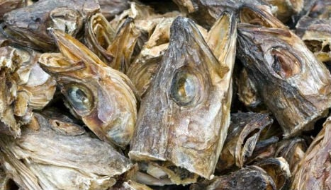 Norway's cod dryers hit by Nigeria bank move