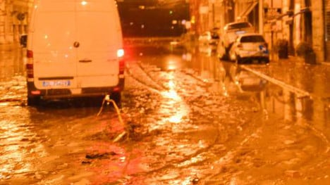 Italy to spend €1.3 billion on flood defences