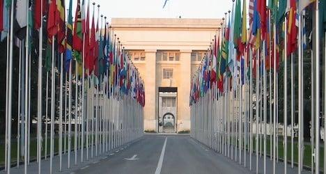 Unpaid UN intern admits to 'publicity stunt'