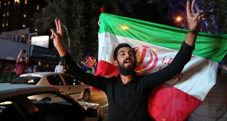 Switzerland lifts Iran sanctions after UN deal