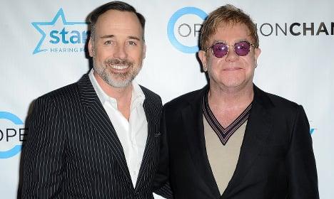 Elton John sues French media over 'rumours'