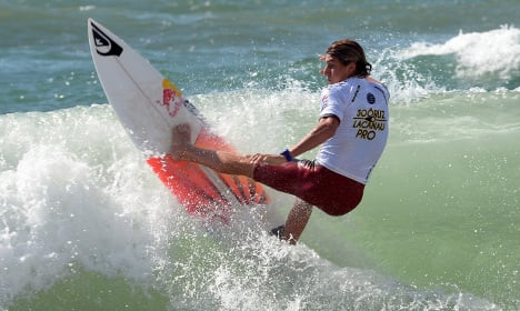 French Scientologists booted from surf event