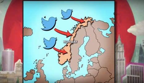 Stephen Colbert: Let's invade Norway
