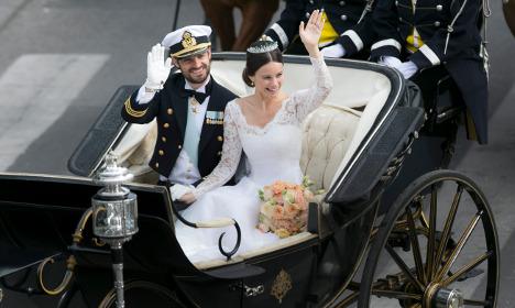 Swedish prince gets top spot on best-dressed list