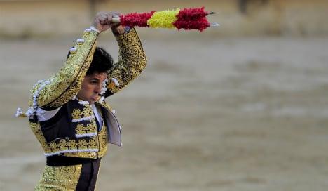Star matador in 'serious condition' after goring