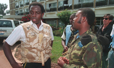 France asks to drop Rwanda genocide case