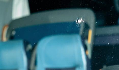Gun attack against Berlin's Hertha BSC bus