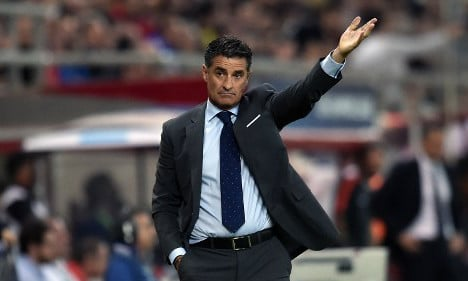 Ligue 1: Michel named as new coach of Marseille