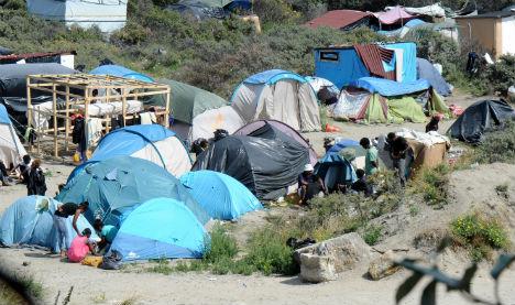 Calais: UN urges France to draw up crisis plan