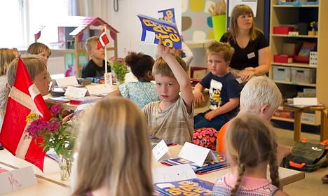 Danish classrooms built for empathy, happiness