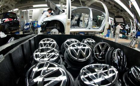 Thieves 'could hack VW, Porsche, Audi cars'