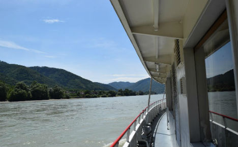 Danube is 'Europe's favourite river'