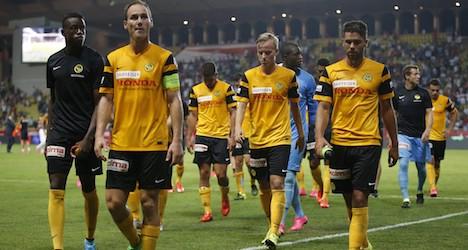 Monaco end Young Boys' Champion League hopes