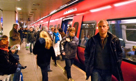 Italian tourist hit by train in Copenhagen