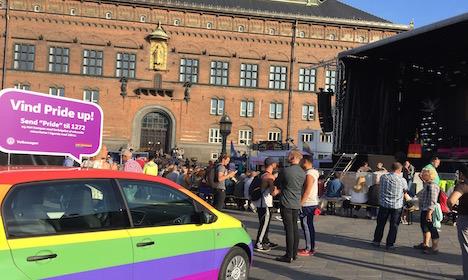 Denmark gears up for Copenhagen Pride Week