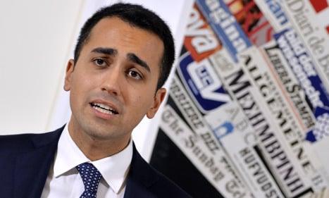 Italy's anti-establishment party 'ready to govern'